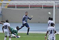 CALI - COLOMBIA, 13-03-2021: Atlético F.C. y Valledupar F.C. en partido por la fecha 11 del Torneo BetPlay DIMAYOR I 2021 jugado en el estadio Pascual Guerrero de la ciudad de Cali. / Atletico F.C. and Valledupar F.C. in match for the date 11 as part of BetPlay DIMAYOR Tournament I 2021 played at Pascual Guerrero stadium in Cali. Photo: VizzorImage / Gabriel Aponte / Staff