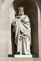 Spanien, Barcelona, Placa de Sant Jaume, Denkmal Jaume I