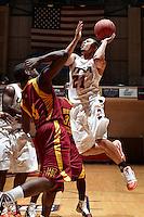 101112-Huston-Tillotson @ UTSA Basketball (M)