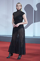 Jodie Comer attending The Last Duel Premiere as part of the 78th Venice International Film Festival in Venice, Italy on September 10, 2021. <br /> CAP/MPIIS<br /> ©MPIIS/Capital Pictures