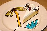 Dessert, Everglades Restaurant, Orlando, Florida