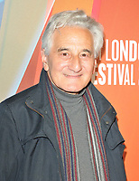 """Henry Goodman at the 65th BFI London Film Festival """"Sundown"""" UK premiere, BFI Southbank, Belvedere Road, on Saturday 09th October 2021, in London, England, UK. <br /> CAP/CAN<br /> ©CAN/Capital Pictures"""