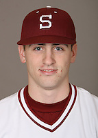 STANFORD, CA - JANUARY 7:  Alex Pracher of the Stanford Cardinal baseball team poses for a headshot on January 7, 2009 in Stanford, California.