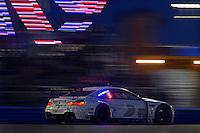 28-31 January, 2016, Daytona Beach, Florida USA<br /> 100, BMW, F13 M6, GTLM, Lucas Luhr, John Edwards, Kuno Wittmer, Graham Rahal<br /> ©2016, F. Peirce Williams