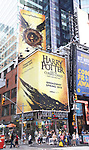 'Harry Potter and the Cursed Child' - Times Square Billboard