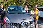 Wk 38 At the Glenbeigh/Glencar GAA Drive-in Bingo on Sunday afternoon from Cordal, Castleisland<br /> L-R Marian Poolman, Carmel Clifford & Doreen O'Connor