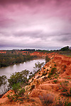 Murray River and Cliffs, South Australia