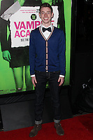 """LOS ANGELES, CA - FEBRUARY 04: Jackson Pace at the Los Angeles Premiere Of The Weinstein Company's """"Vampire Academy"""" held at Regal Cinemas L.A. Live on February 4, 2014 in Los Angeles, California. (Photo by Xavier Collin/Celebrity Monitor)"""