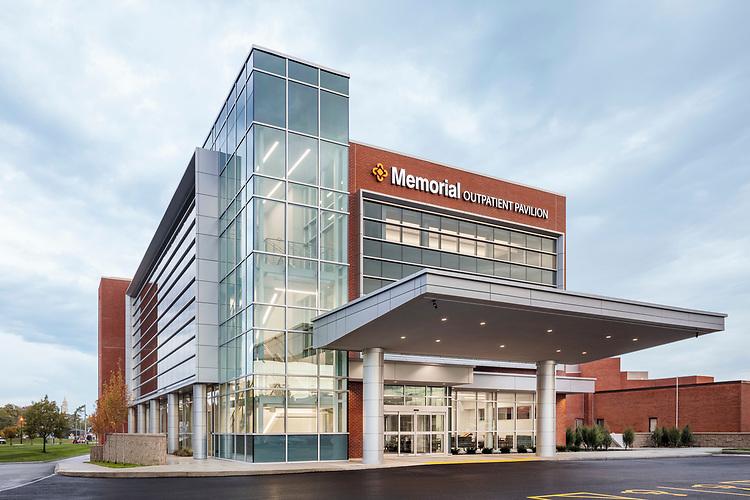 Memorial Outpatient Pavilion | Moody Nolan