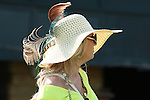 April 12, 2014: Scenes the day of the Arkansas Derby at Oaklawn Park in Hot Springs, AR. Justin Manning/ESW/CSM