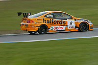 Round 1 of the 2005 British Touring Car Championship. #8. Dan Eaves (GBR). Team Halfords. Honda Integra Type R.