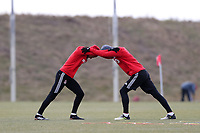 Toronto, Ontario - Thursday December 07, 2017: Toronto FC held a training session and media mixed zone at Kia Training Ground two days before playing in MLS Cup 2017.