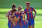 Liga IBERDROLA 2020-2021. Jornada: 12<br /> FC Barcelona vs Sevilla: 6-0.