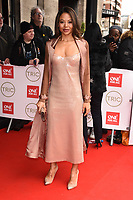 Lady Emma Weymouth<br /> arriving for theTRIC Awards 2020 at the Grosvenor House Hotel, London.<br /> <br /> ©Ash Knotek  D3561 10/03/2020