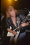 Michael Schenker March 1984 Michael Schenker