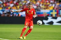 Toby Alderweireld of Belgium