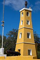 Kralendijk, Bonaire, Leeward Antilles.  Lighthouse, Built 1932.