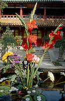 China, Peking, im buddhistischen Tempel Guangji Si