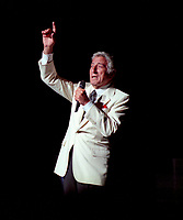 Montreal (Qc) CANADA, June 30 1997-<br /> Tony Bennett in concert at<br /> Montreal Jazz Festival