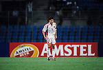 China PR vs Indonesia during their Asian Cup 2000 match in Lebanon. Photo by Agence SHOT for WSG