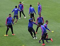 Colombia entrena en El Campin,28-05-2019