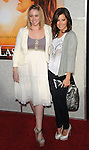 Ashley Tisdale & Jennifer Tisdale at the Touchstone Pictures' World Premiere of The Last Song held at The Arclight  in Hollywood, California on March 25,2010                                                                   Copyright 2010  DVS / RockinExposures