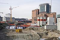- Milan, yards in porta Nuova Area<br /> <br /> - Milano cantieri edili nell'area di Porta Nuova