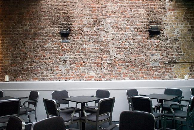 Interior, Baltic Restaurant, London, England