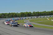 Monster Energy NASCAR Cup Series<br /> AXALTA presents the Pocono 400<br /> Pocono Raceway, Long Pond, PA USA<br /> Sunday 11 June 2017<br /> Kyle Busch, Joe Gibbs Racing, M&M's Red, White & Blue Toyota Camry, Martin Truex Jr, Furniture Row Racing, Furniture Row/Denver Mattress Toyota Camry<br /> World Copyright: Logan Whitton<br /> LAT Images<br /> ref: Digital Image 17POC1LW3234