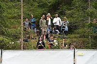 Zuschauer am Trainingsplatz - Seefeld 05.06.2021: Trainingslager der Deutschen Nationalmannschaft zur EM-Vorbereitung