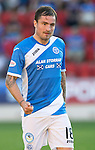 St Johnstone FC… Season 2016-17<br />Paul Paton<br />Picture by Graeme Hart.<br />Copyright Perthshire Picture Agency<br />Tel: 01738 623350  Mobile: 07990 594431