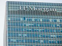 The building of JP Morgan on Juanary 20, 2019, in London, Italy. (Photo by Adamo Di Loreto/BuenaVista*photo)