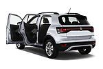Car images of 2019 Volkswagen T-Cross Life 5 Door SUV Doors