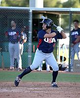 Mark Payton - USA Baseball Premier 12 Team - October 25- 28, 2019 (Bill Mitchell)