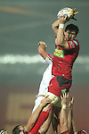 Joe Snyman.Celtic League.Scarlets v Ulster.Parc y Scarlets.02.12.12..©Steve Pope