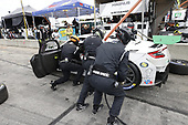 #44: Magnus with Archangel Acura NSX GT3, GTD: John Potter, Andy Lally pit stop