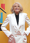Edie Windsor attends the Broadway Opening Performance of  'Fun Home'  at  Circle in the Square Theatre on April 19, 2015 in New York City.