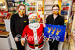 Rachel Barry and Catriona Sheehy in Brodericks Pharmacy in Listowel.