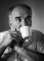 FILE PHOTO - Michel Picoli en 1977<br /> <br /> PHOTO :  Andre Boucher - Agence quebec Presse<br /> <br /> HI RES Sur demande - aucune restriction