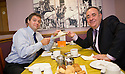 Tea and Sandwiches with First Minister Alex Salmond and Scottish Sun's Matt Bendoris.