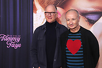 NEW YORK, NY - SEPTEMBER 14: Randy Barbato and Fenton Bailey at the New York Premiere of The Eyes Of Tammy Faye at the SVA Theatre in New York City on September 14, 2021. Credit: Erik Nielsen/MediaPunch