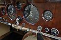 01/05/07 - SAINT ETIENNE - LOIRE - FRANCE - Comparatif MASERATI 3500 GT SUPERLEGGERA de 1960 et JAGUAR XK150 de 1959. JAGUAR XK150 - Photo Jerome CHABANNE