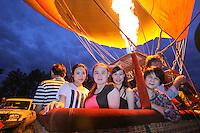 20150124 24 January Hot Air Balloon Cairns
