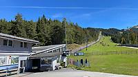 Standseilbahn Rosshütte - Seefeld 28.05.2021: Trainingslager der Deutschen Nationalmannschaft zur EM-Vorbereitung