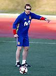 Spain's coach Julen Lopetegui during training session. March 20,2017.(ALTERPHOTOS/Acero)
