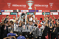 Belo Horizonte (MG) 22/05/21, Atlético x America - partida entre Altético e America, válida pelo jogo 02 das finais do Campeonato Mineiro, no Estadio Mineirão em Belo Horizonte, MG, neste sábado (22)