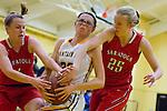 2015 girls basketball: Mountain View High School vs. Saratoga High School