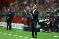 8th September 2021; PGE National Stadium, Warsaw, Poland: FIFA World Cup 2022 Football qualification, Poland versus England;  PAULO SOUSA Poland coach