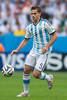 Fernando Gago of Argentina