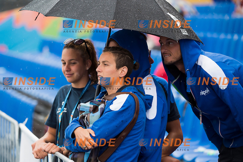 Team ITA<br /> Open Water - Men's  25km <br /> Day 09 01/08/2015<br /> XVI FINA World Championships Aquatics Swimming<br /> Kazan Tatarstan RUS July 24 - Aug. 9 2015 <br /> Photo Giorgio Perottino/Deepbluemedia/Insidefoto